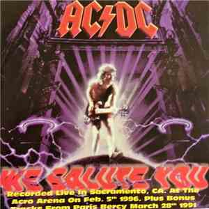 AC/DC - We Salute You download mp3 flac